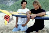 Point Break post
