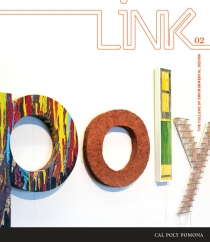 Link magazine Issue 2 cover